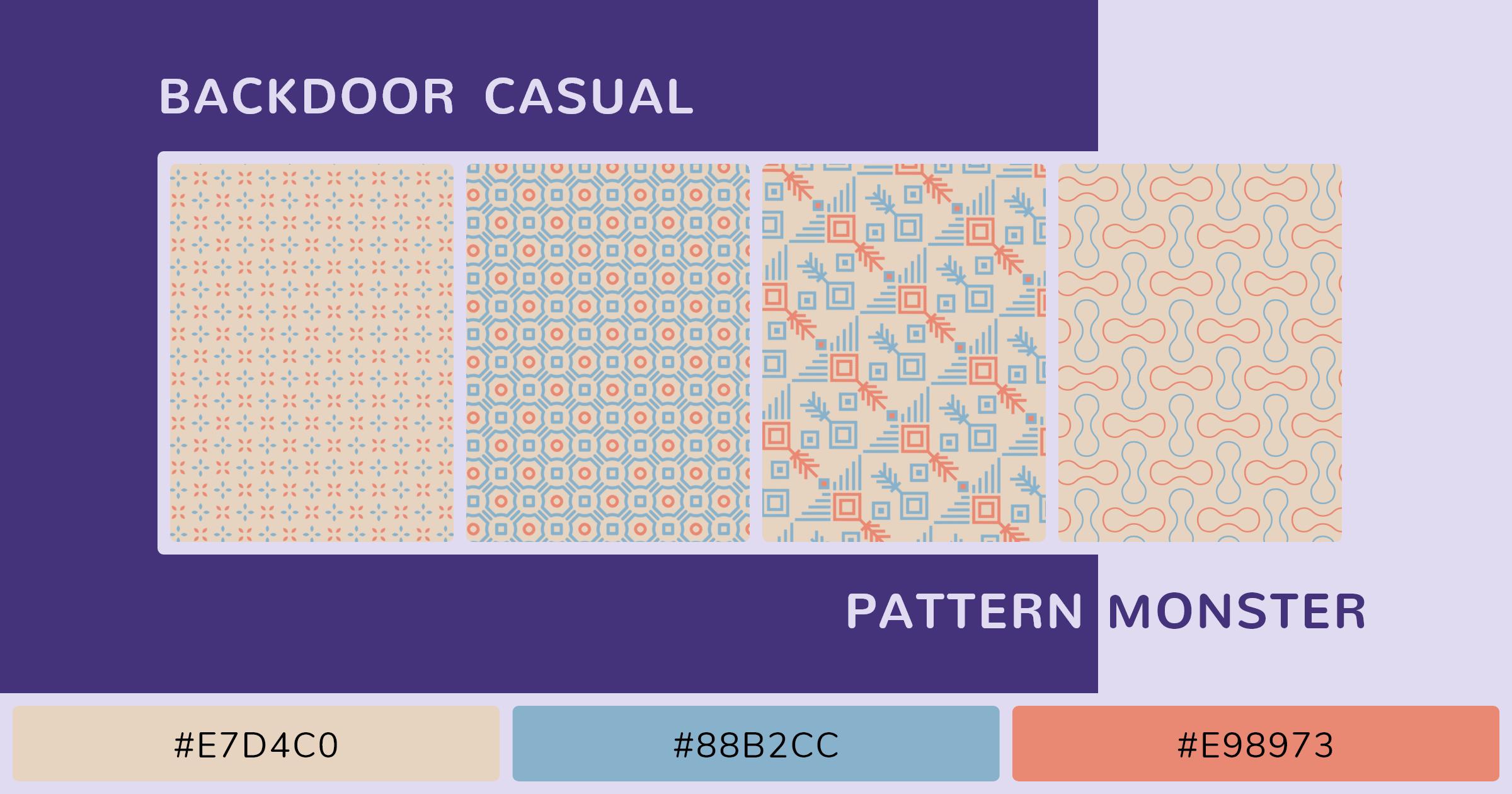 Backdoor Casual