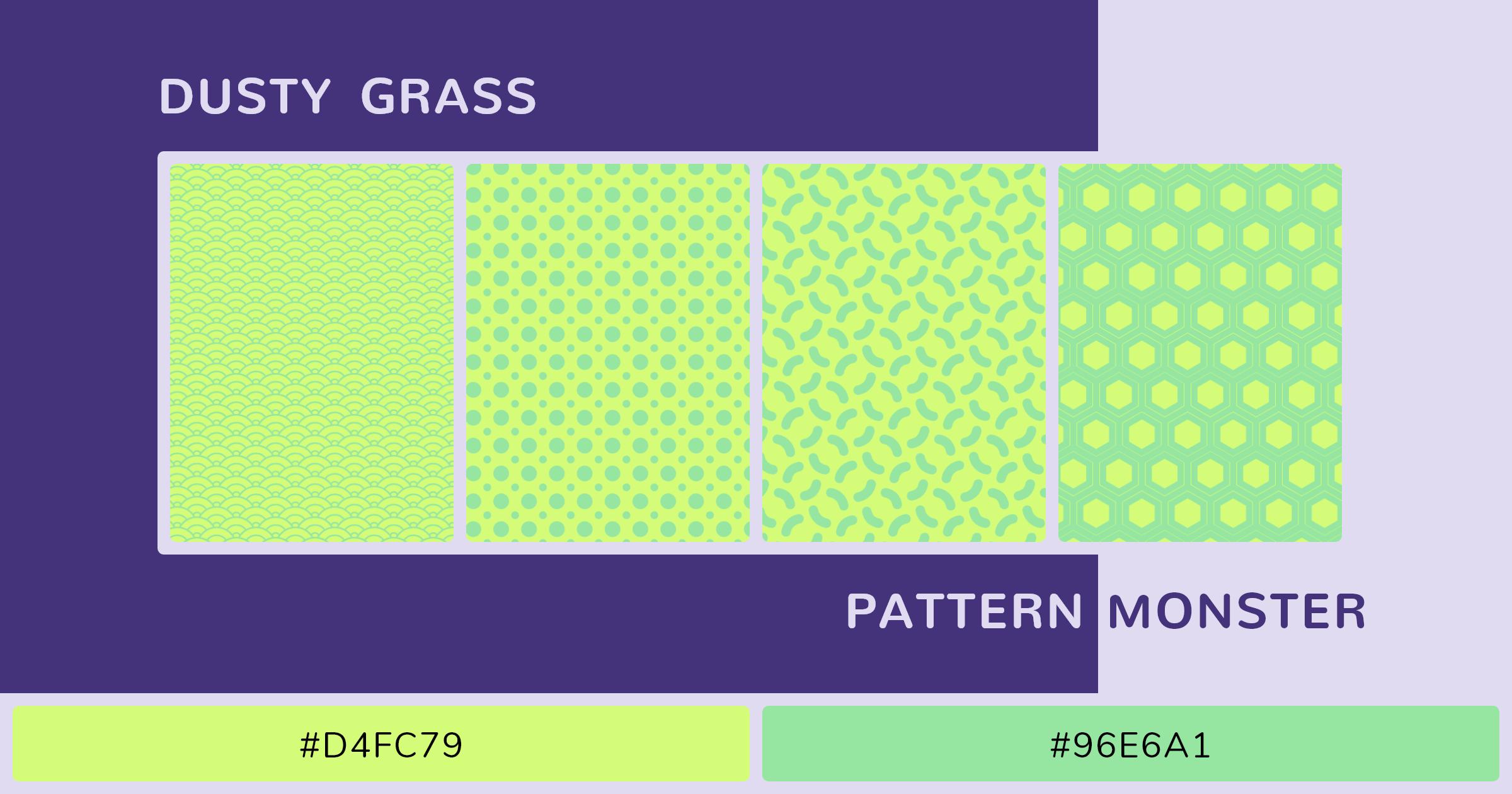 Dusty Grass