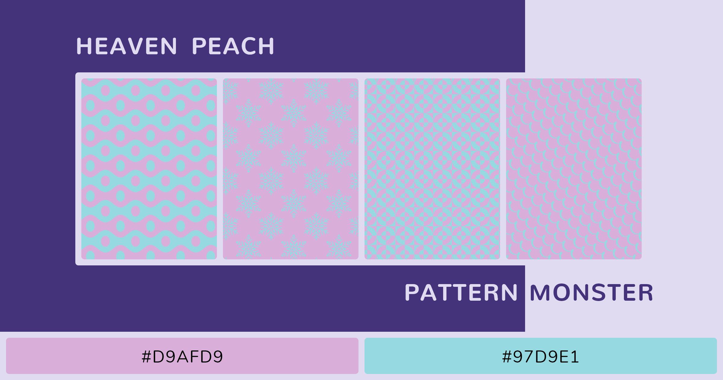 Heaven Peach