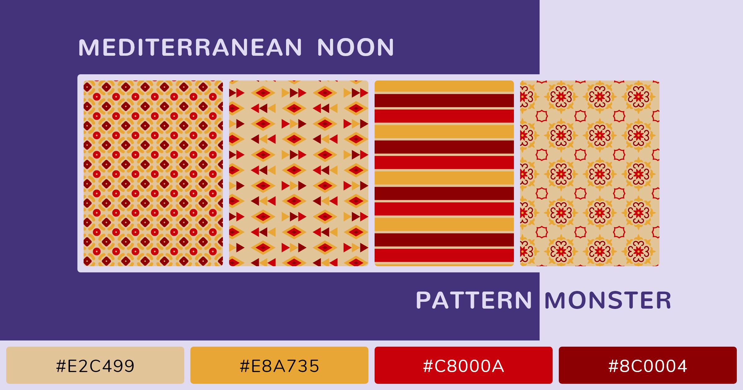Mediterranean Noon